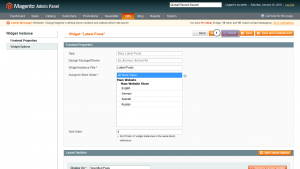 Magento.How_to_remove_Blog_section_from_Home page3