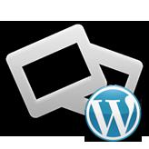 WordPress Blogging theme. How to change order of slides