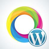 WordPress Blogging themes. How to change logo & favicon