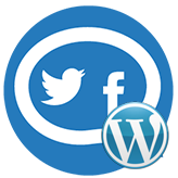 WordPress Blogging themes. How to add new social network icon