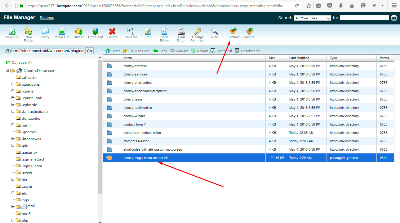 Cherryframework 4 Troubleshooter How To Upload Missing