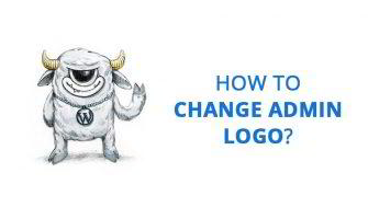 How to Change the WordPress Admin Logo?