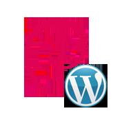WordPress Blogging themes. Wie man das Footer Logo bearbeitet