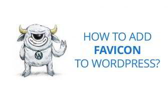 How to Add Favicon to Your WordPress Website?
