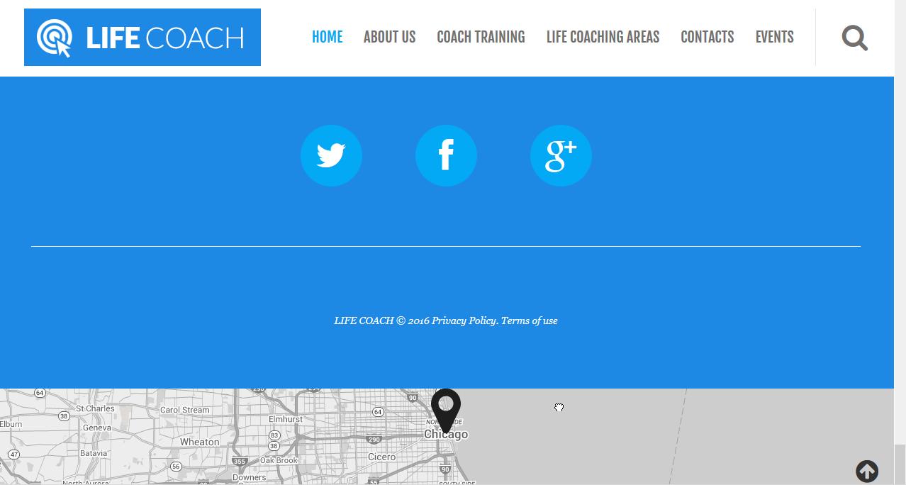 CherryFramework 3. How To Change Google Map Location