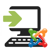 Joomla 3.x. How to install engine and template on localhost (separately)
