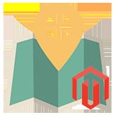 Magento 2.x. Как изменить местоположение на Google Карте на странице «Контакты»