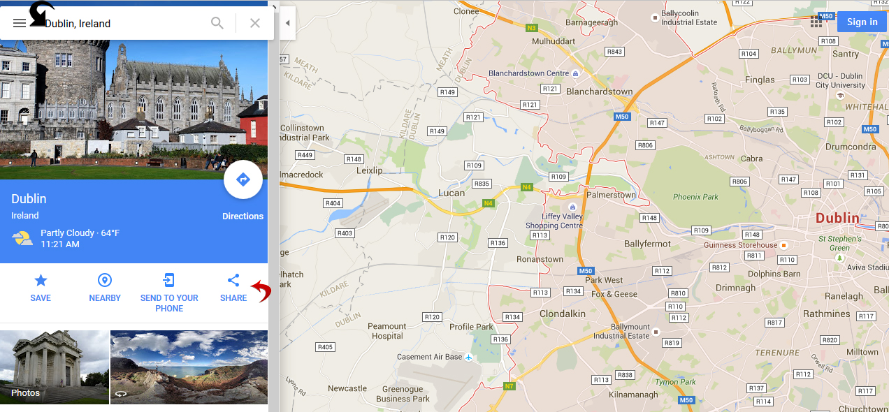 how to change home location on google maps