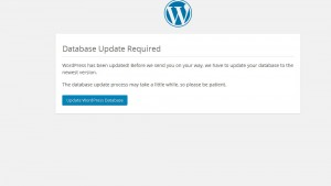 WordPress. How to downgrade the engine_4