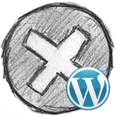 WordPress Troubleshooter. Can't change WordPress website address (URL)