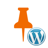 WordPress Blogging themes. How to enable/disable sticky menu