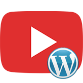 WordPress. How to add YouTube video to a post/page