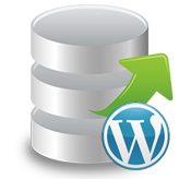 WordPress. How to install a template using dump.sql file