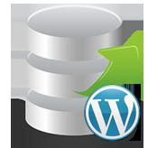 WordPress. Как установить шаблон используя файл dump.sql