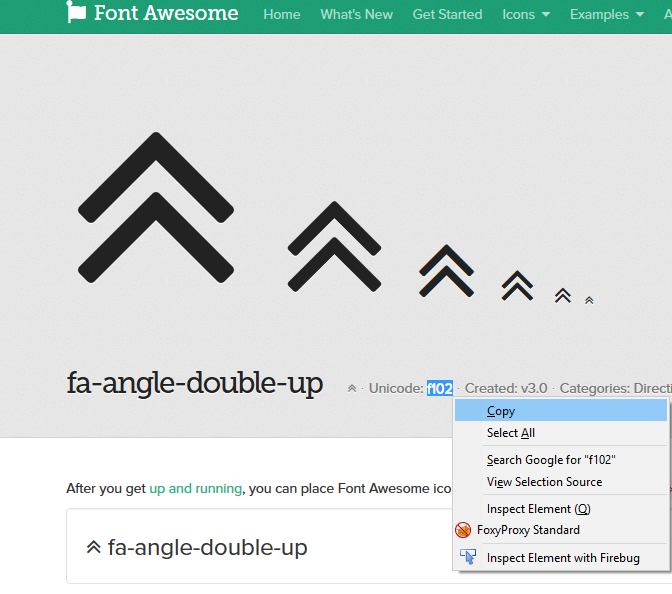 Magento How To Manage Font Awesome Icons Template Monster Help