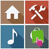 PrestaShop 1.6.x. How to manage Flaticon icons