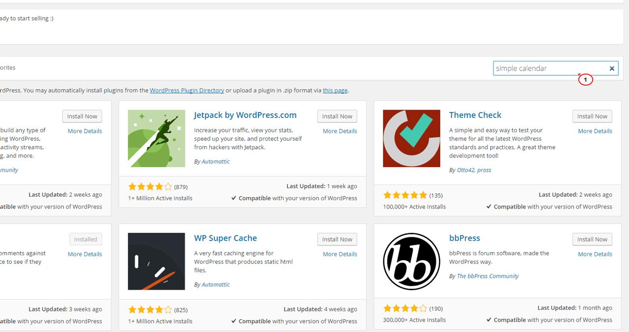 WordPress  How insert Google Calendar - Template Monster Help