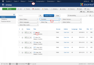 Joomla 3.x. How to manage counters-3