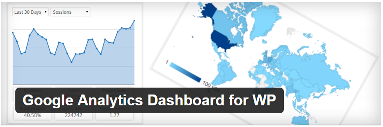 13. Google Analytical Dashboard For WP