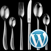 "WordPress Blogging themes. How to work with ""Restaurant Menu"" module"