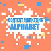 Content Marketing Alphabet