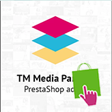 PrestaShop 1.6.x. How to manage TM Media parallax v 2.x module