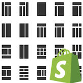 Shopify. How to switch layouts