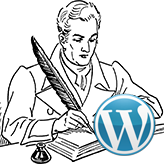 "WordPress Blogging themes. How to get rid of ""Written By"" and post author"