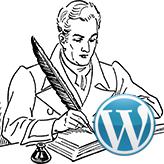 WordPress Блоггинг темы. Как избавиться от блока «Написано» и автора записи