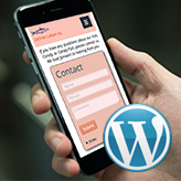 WordPress Blogging themes. How to manage Power Builder's Contact Form module