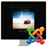 Joomla 3.x. How to enable/disable lightboxes (in JoomGallery component)