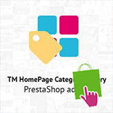 "PrestaShop 1.6.x. How to manage ""TM Homepage Category Gallery"" module"