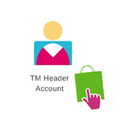 "PrestaShop 1.6.x. ""TM Header Account"" module overview"
