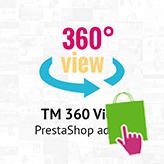 "PrestaShop 1.6.x. How to manage ""TM 360 View"" module"
