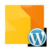 WordPress Blogging themes. How to add Google Analytics code