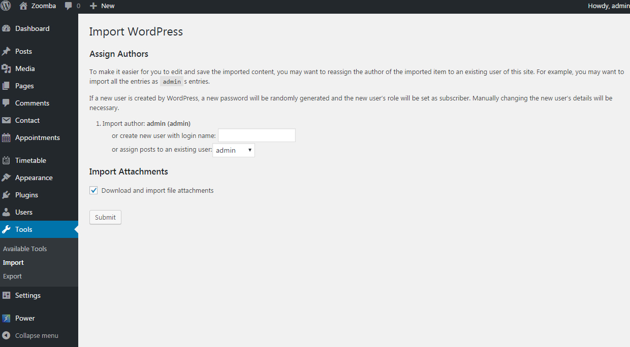 WordPress Blogging themes. How to use Power Builder Library-16