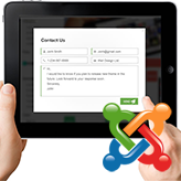 Joomla 3.x. How to manage TM Ajax Contact Form module.