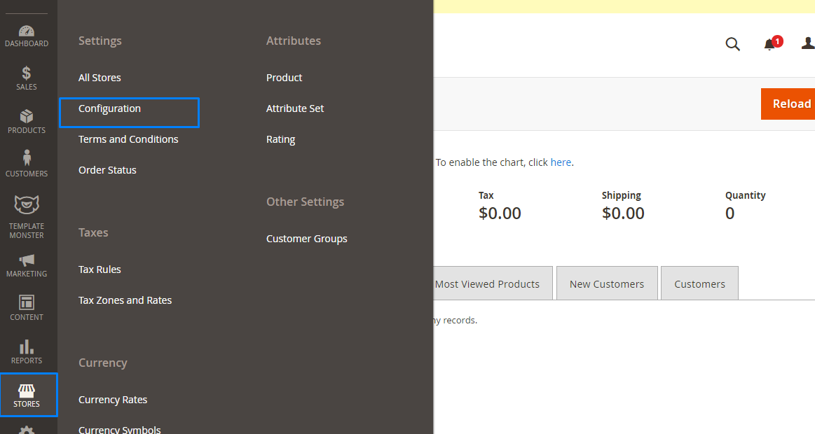 Magento 2. How to manage product page settings1