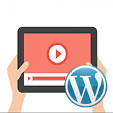 WordPress Blogging themes. How to insert video using Video module