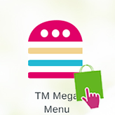 "PrestaShop 1.7.x. How to manage ""TM Mega Menu"" module"