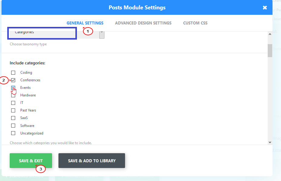 category pages thesis theme On which category page the visitor is viewing  lot of files in your theme  directory, and can be avoided.