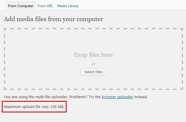 How to upload large images in WordPress - Template Monster Help