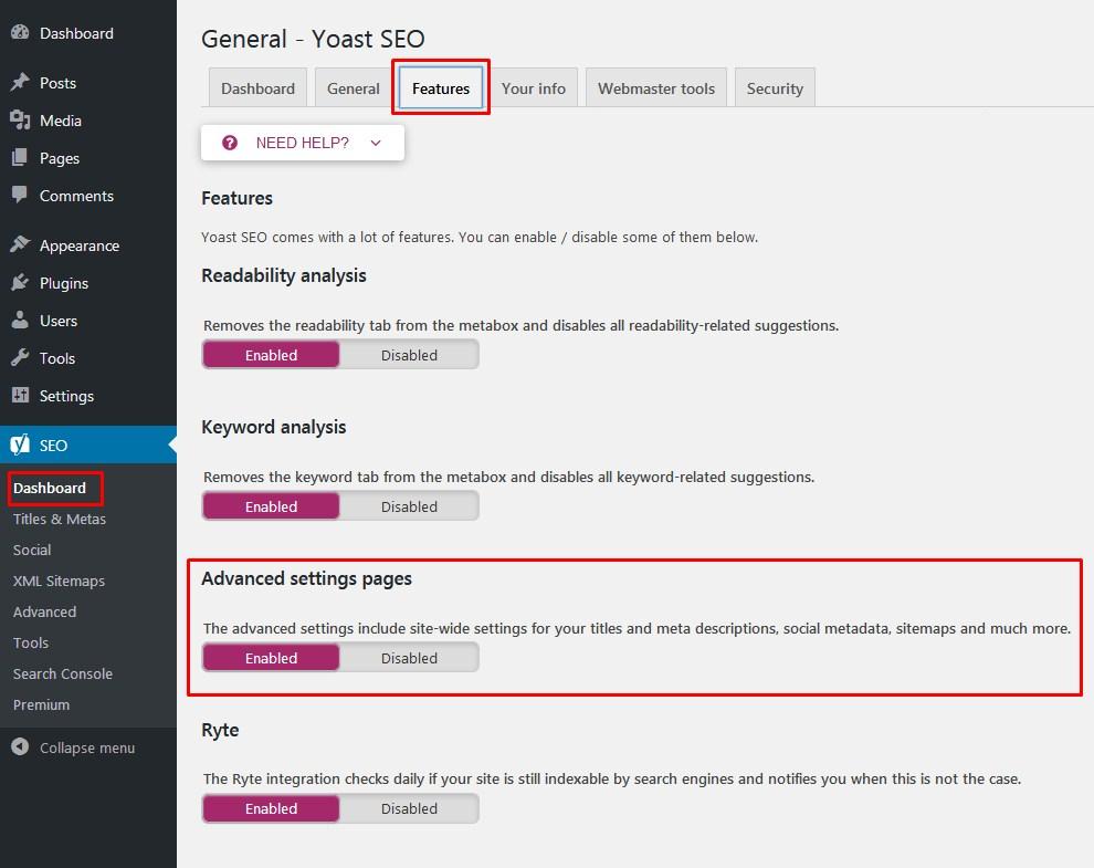 Image Result For WordPress Seo Plugin Meta Keywords