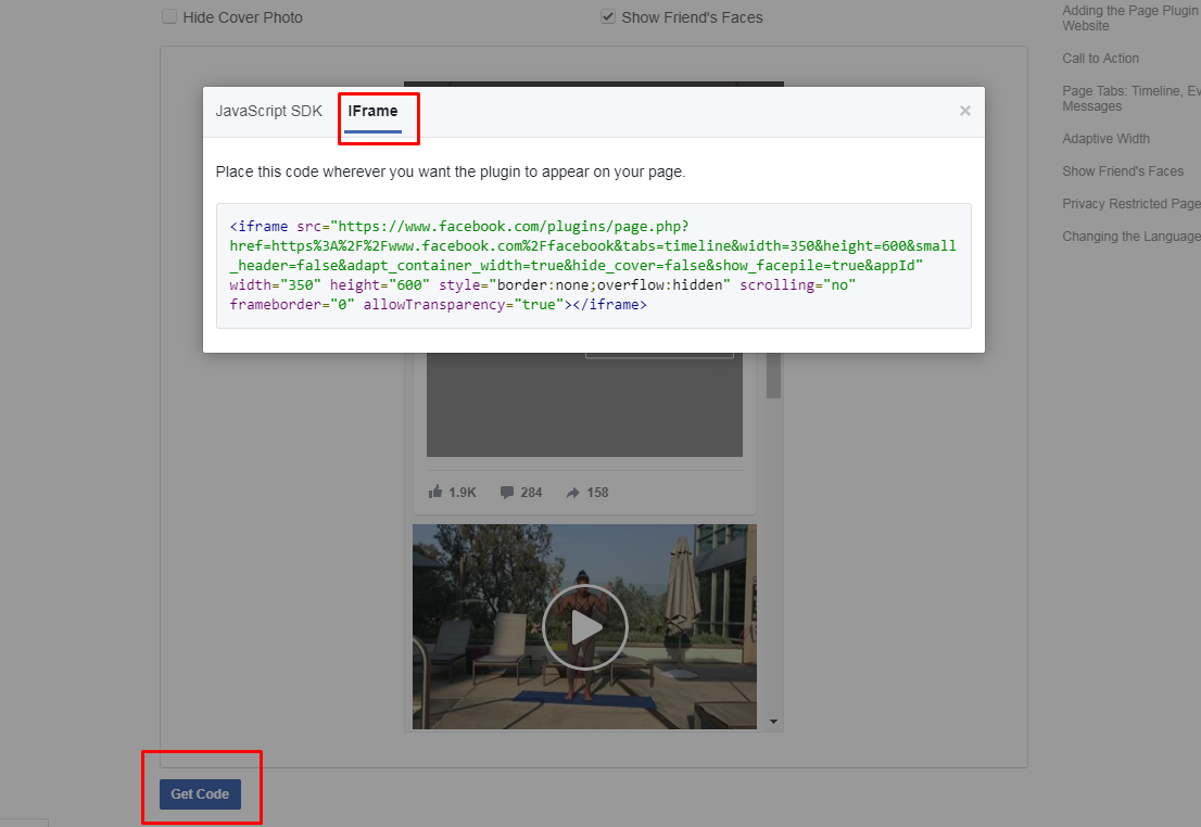 How To Create A Facebook Like Box Popup In Wordpress Template Monster Help