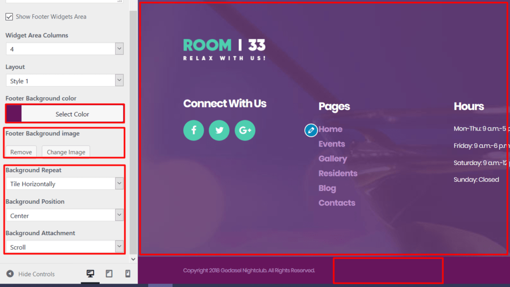 How To Edit Footer In Wordpress Template Monster Help