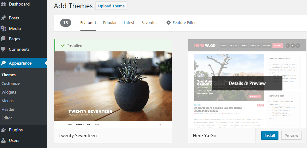 How to upload theme to WordPress - Template Monster Help