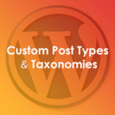 How to create custom post types in WordPress