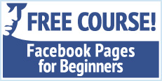 facebook pages for beginners course