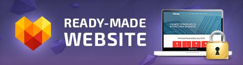 Turnkey сайт