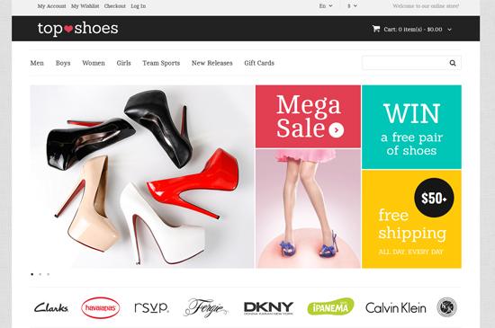 Как сделать интернет магазин обуви создание продвижение сайта стоимость